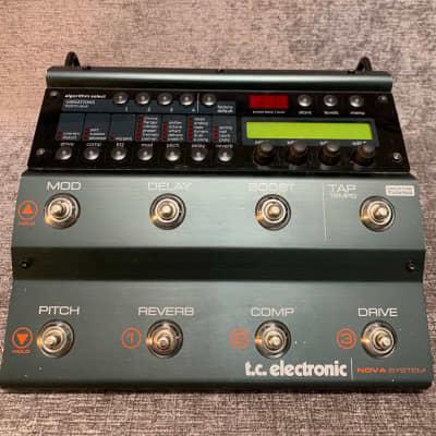 TC Electronic Nova System Analog Multi-Effects Pedal