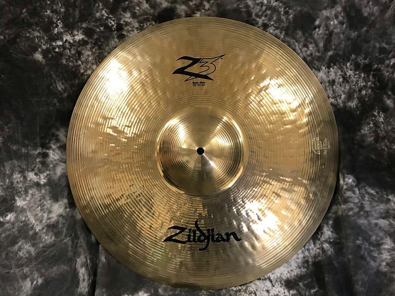 zildjian z30920 z3 rock ride cymbal 20 music center reverb. Black Bedroom Furniture Sets. Home Design Ideas