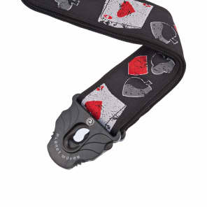"Planet Waves 50PLD01 2"" Planet Lock Guitar Strap"