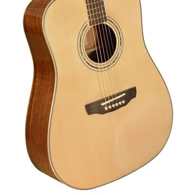 Revival  RG-27 Dreadnought Solid Sitka Spruce Top Mahogany Neck 6-String Acoustic Guitar for sale