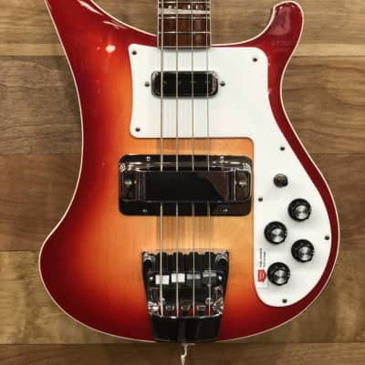 Rickenbacker 4003 Bass Guitar - Fireglo for sale