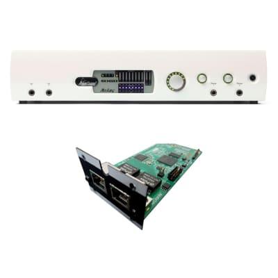 Prism Sound Atlas USB Audio Interface + MDIO-Dante Dante Module Bundle