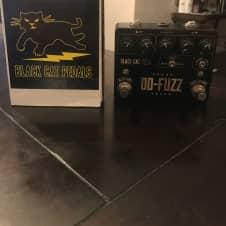 Black Cat OD-FUZZ 2016 Black