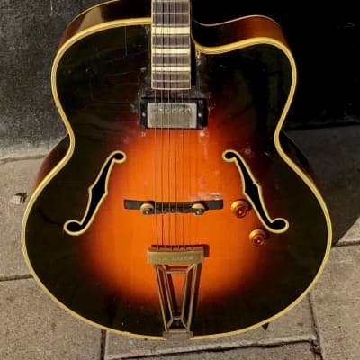 Levin De Luxe 50's Sunburst for sale