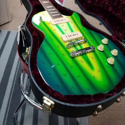 Gibson  Custom Shop Art & Historic Les Paul P90 Rick Garcia