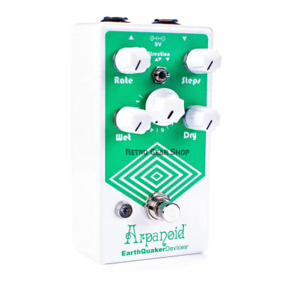EarthQuaker Devices Arpanoid V2 Polyphonic Pitch Arpeggiator