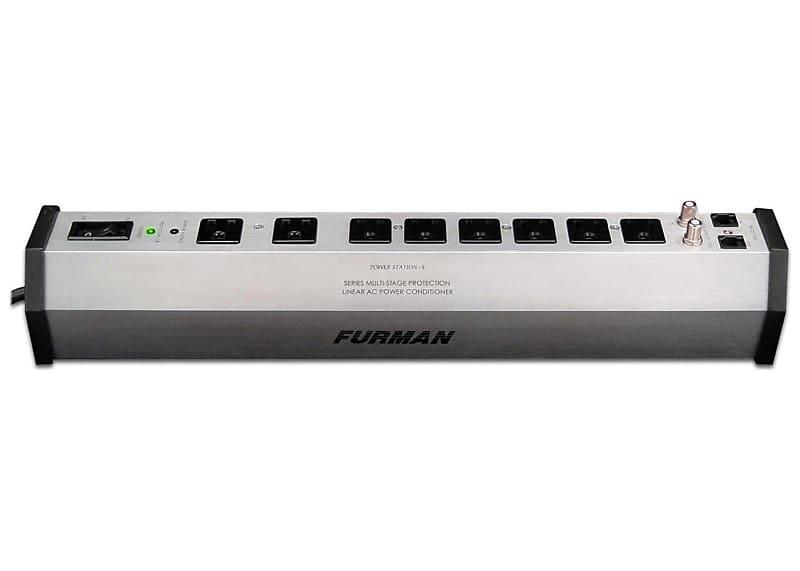 furman pst 8b surge power conditioner 8 ac outlet strip gear reverb. Black Bedroom Furniture Sets. Home Design Ideas