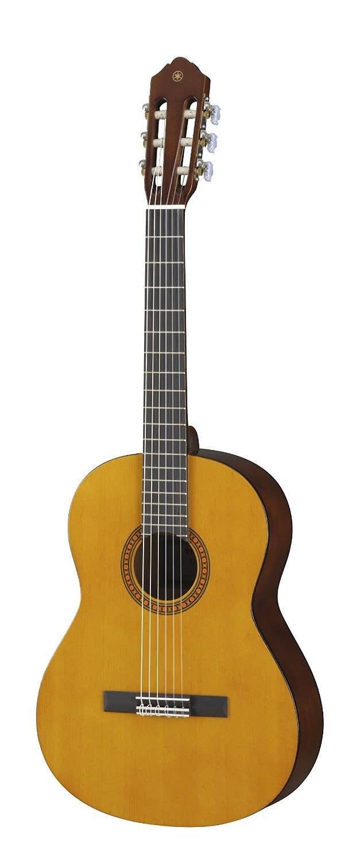 yamaha cs40 7 8 size classical nylon acoustic guitar