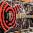 Kramer 1984 Baretta Reissue Guitar American USA 80's Neck Pacer, German Floyd Rose + Case RARE!