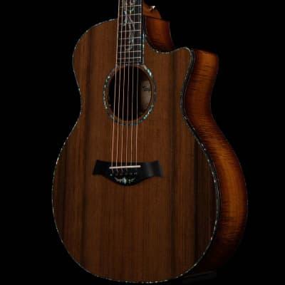 Taylor PS14ce Blackwood #1 Presentation Series Acoustic-Electric Sinker Redwood Top Natural