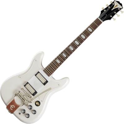 Epiphone Crestwood Custom Tremotone - Polaris White for sale