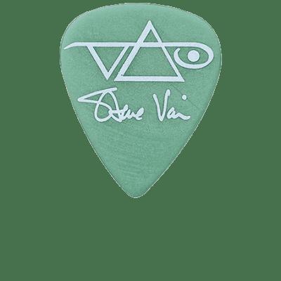 Ibanez 1000SW-GR Steve Vai signature 50 guitar picks green