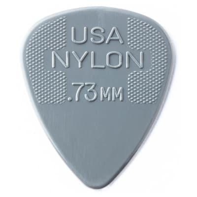 Dunlop .73mm Nylon Standard Pick (12-Pack)