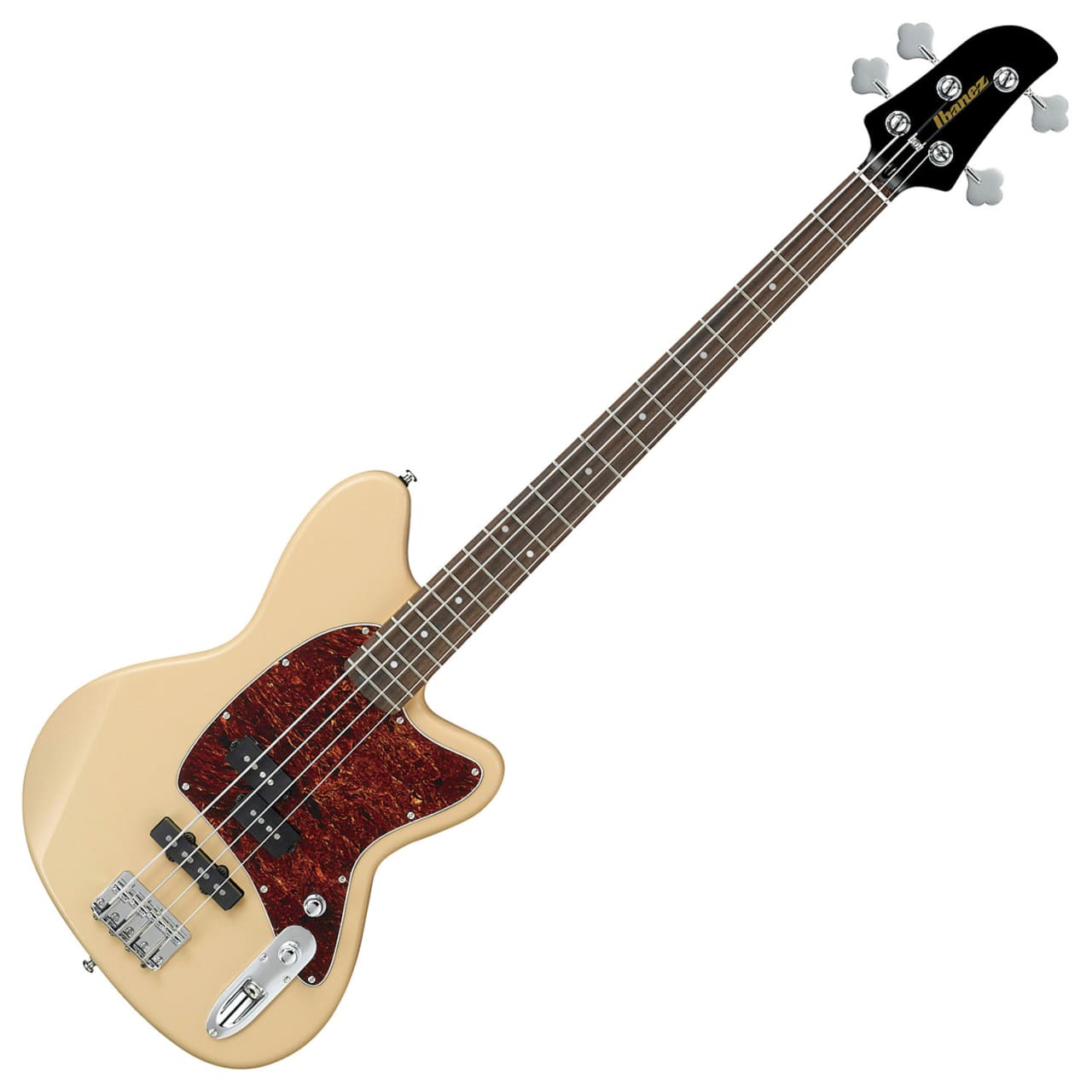 ibanez tmb100 talman 4 string electric bass ivory geartree reverb. Black Bedroom Furniture Sets. Home Design Ideas