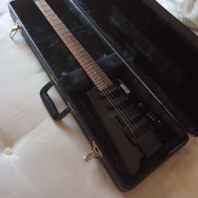 Hohner G3t 2002 black with hohner pro case for sale