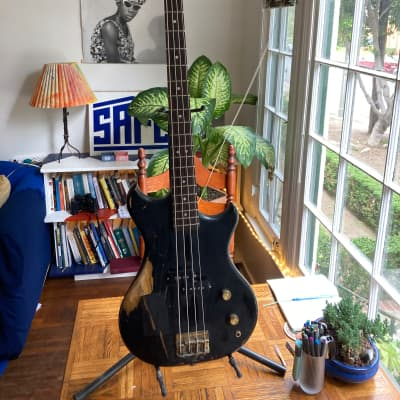 Westone Thunder 1 Bass  1981 Black for sale