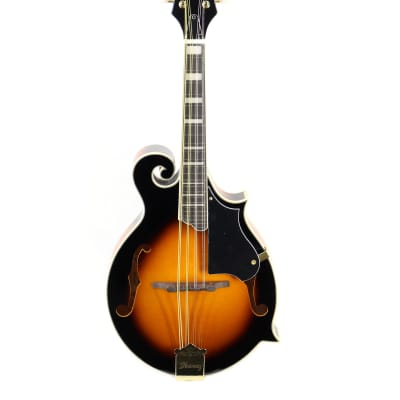 Ibanez M522SBS F-Style Mandolin in Brown Sunburst High Gloss for sale