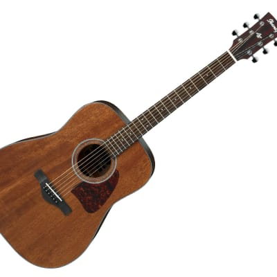 Ibanez AW54OPN Artwood Acoustic Guitar - Open Pore Natural Finish - Used for sale