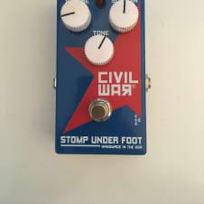 Stomp Under Foot Civil War 2016