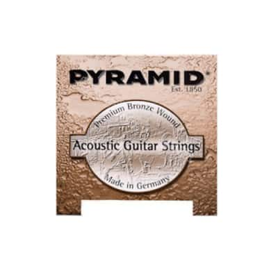 Pyramid Premium Light Phosphor Bronze 12-String Acoustic Strings 11-50