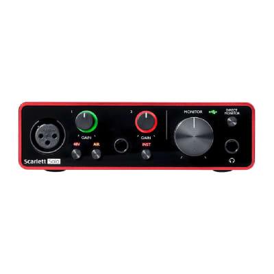 Focusrite Scarlett Solo 3rd Gen USB Interface