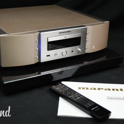 Marantz SA-14S1 SACD Player and USB-DAC in Very Good Condition