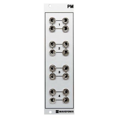 Wavefonix 4x4 Passive Multiple (PM)