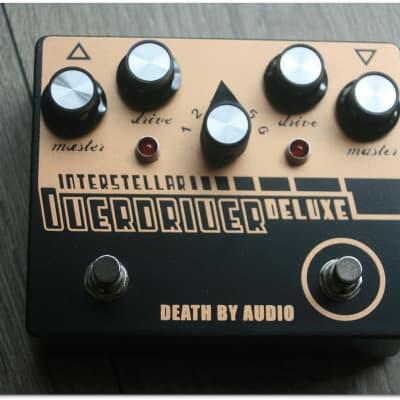 "Death By Audio ""Interstellar Overdriver Deluxe"""