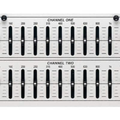 dbx Professional 231s Rack Mount Dual Channel 31-Band Equalizer - Ships Free Lower 48 States!