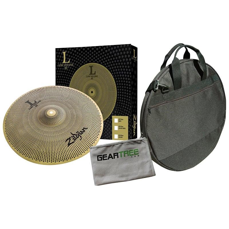 zildjian lv8020r s low volume 20 ride cymbal bundle reverb. Black Bedroom Furniture Sets. Home Design Ideas