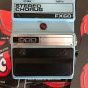 DOD FX60 Stereo Chorus 1980s Blue