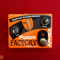 Aphex Punch Factory Compressor & D.I. 2000s Orange image