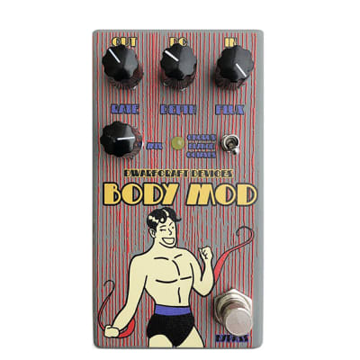 Dwarfcraft Devices Body Mod Chorus / Flange / Octave Guitar Effects Pedal