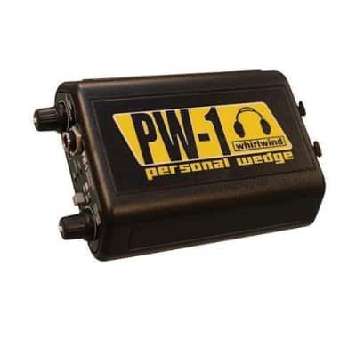 Whirlwind PW-1 Personal Wedge Headphone Driver