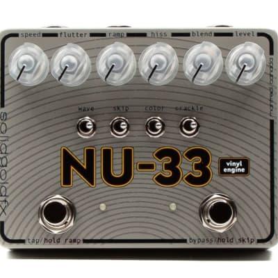 SolidGoldFX NU-33 Vinyl Engine Lo-Fi Chorus / Vibrato pedal