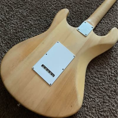 Dean Playmate Wood Finish with Mods for sale