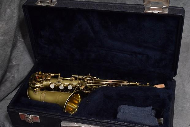 Orsi 114ACF Curved Sopranino Saxophone | ISHIBASHI MUSIC
