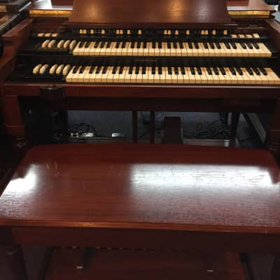Hammond B3 Mk 2-Organ with Leslie Speaker and Bench New !