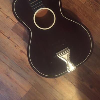 Beltone Parlor Guitar 69s Brown for sale