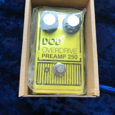 DOD 250 Overdrive Preamp Reissue