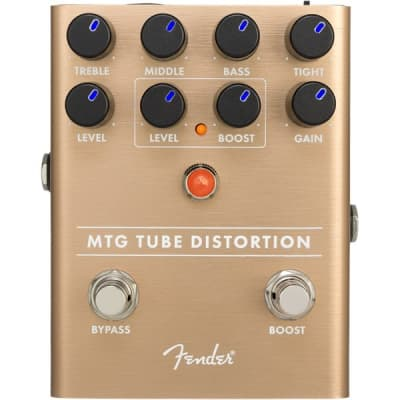 Fender MTG Tube Distortion Pedal(B-Stock) for sale