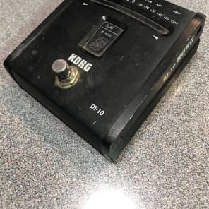 Korg DT-10 Chromatic Pedal Tuner
