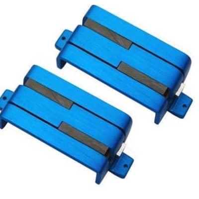 Alumitone Deathbucker - Blue Anodized / Full Set
