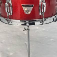 Ludwig Standard Red mist snare drum