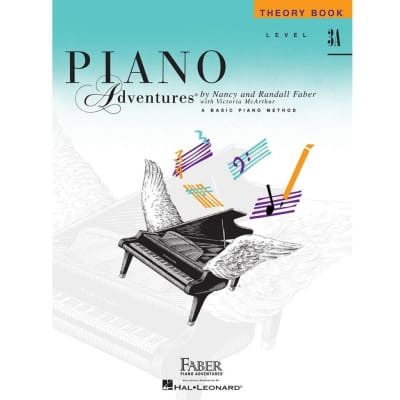 Piano Adventures: A Basic Piano Method - Theory Book Level 3A