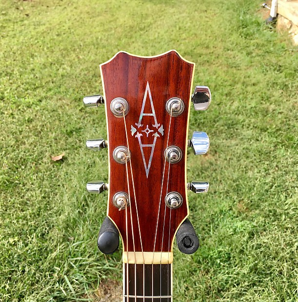 alvarez silver anniversary 2555s acoustic electric guitar for reverb. Black Bedroom Furniture Sets. Home Design Ideas