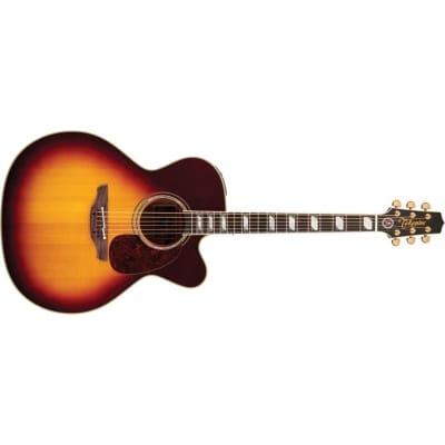 Takamine EF250TK Toby Keith Jumbo Electro Acoustic for sale