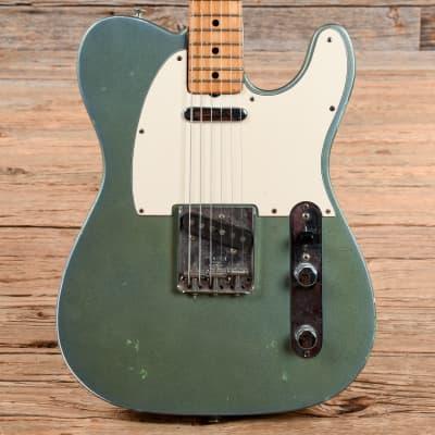 Fender Telecaster Ice Blue Metallic Refin 1972