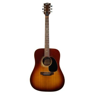 Gibson J-45 Deluxe 1969 - 1982