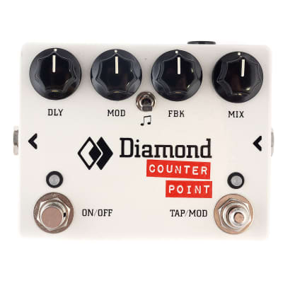 Diamond Counter Point Multi Tap Delay